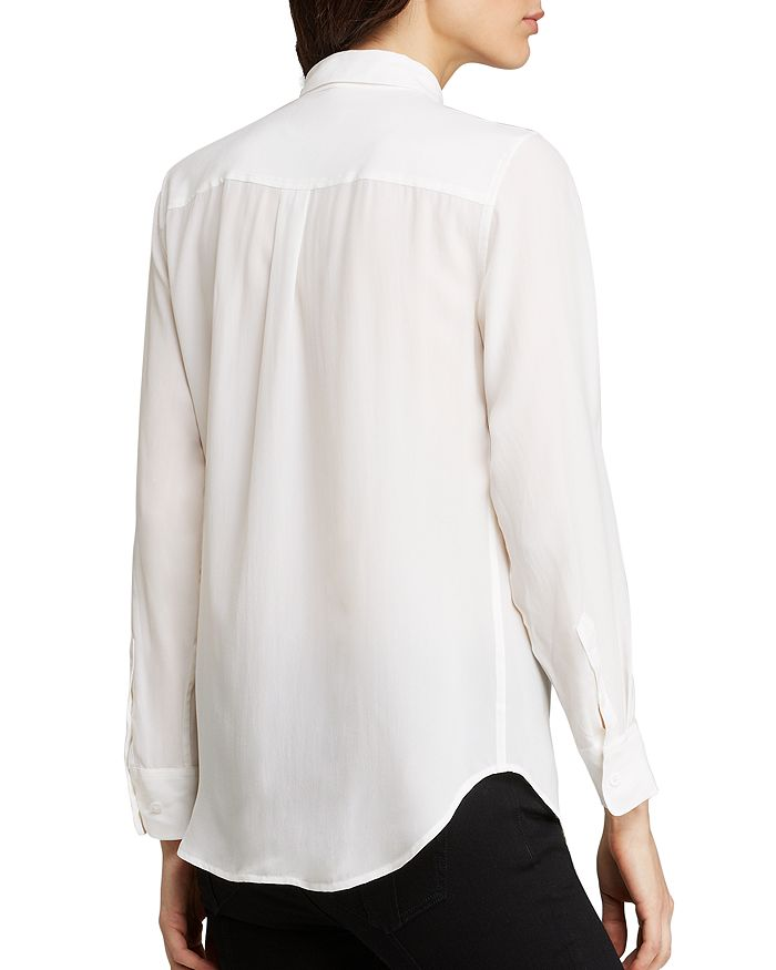 5c7e0901002d7f Equipment - Slim Signature Silk Shirt