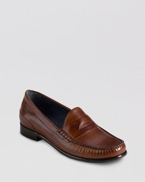 Cole Haan Penny Loafer Flats - Laurel Moc