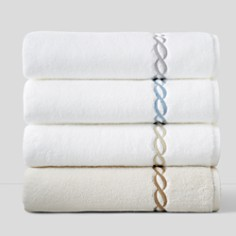 "Matouk - ""Classic Chain"" Bath Towel"