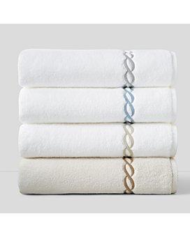 Matouk - Classic Chain Towels