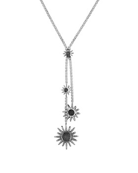 David Yurman - Starburst Y Necklace with Diamonds