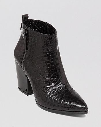 VINCE CAMUTO - Pointed Toe Booties - Amori High-Heel