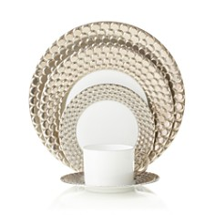 L'Objet Aegean Platinum Dinnerware - Bloomingdale's_0