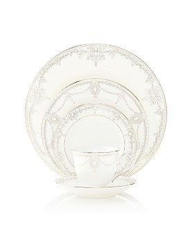 Marchesa by Lenox - Empire Pearl 5 Piece Place Setting