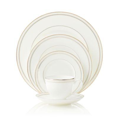 """Crystal """"Padova"""" Dinner Plate"""