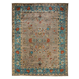 Adina Collection Oriental Rug, 9' x 12'2