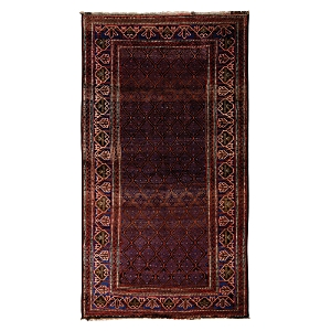 Tribal Collection Oriental Rug, 4'1 x 7'7