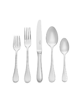 Christofle - Perles II Stainless Flatware