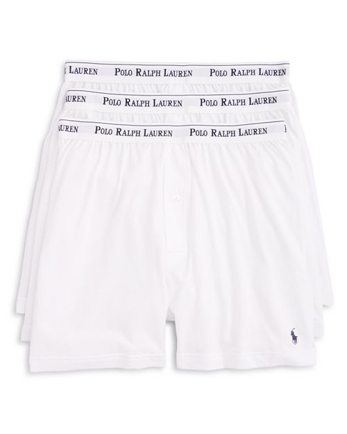 Polo Ralph Lauren - Knit Boxers, Pack of 3