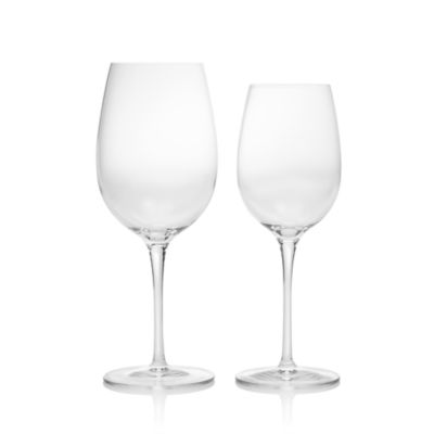 Crescendo 20 oz. Highball Glasses, Set of 4