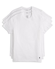 Polo Ralph Lauren Men's 3-Pack Cotton Crew Tees - Bloomingdale's_0