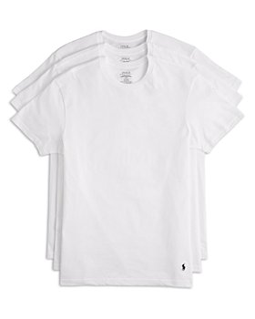 Polo Ralph Lauren - Polo Ralph Lauren Men's 3-Pack Cotton Crew Tees