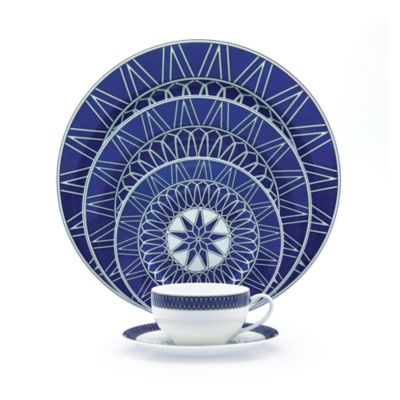 Blue Star Large Oval Platter