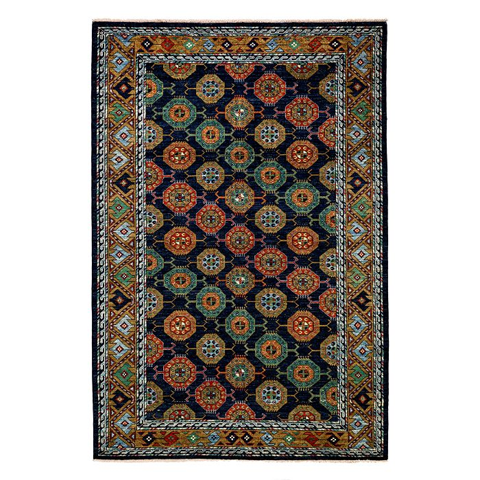 """Bloomingdale's - Adina Collection Oriental Rug, 5'10"""" x 9'2"""""""