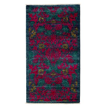 """Solo Rugs - Morris Collection Oriental Rug, 2'10"""" x 5'3"""""""