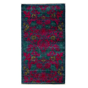 Morris Collection Oriental Rug, 2'10 x 5'3