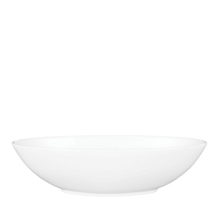 Jasper Conran Wedgwood - Jasper Conran White Open Vegetable Bowl