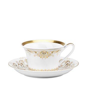 Rosenthal Meets Versace - Medusa Gala Tea Saucer