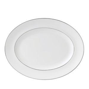 Wedgwood Signet Platinum Platter, Medium