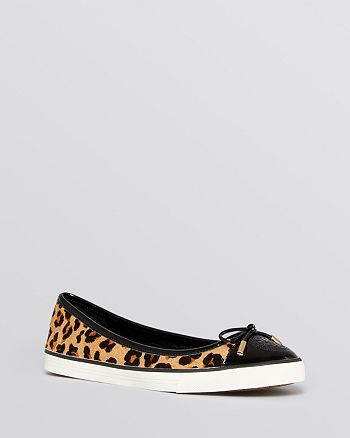7fcff8c44dc4 Tory Burch - Flat Slip-On Sneakers - Skyler
