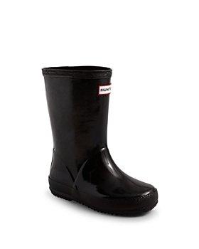 Hunter - Unisex Gloss Rain Boots - Walker, Toddler, Little Kid, Big Kid