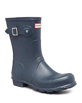 Hunter - Men's Original Short Boots
