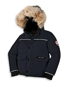 Canada Goose Baby SnowSuit granate