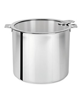 Cristel - Casteline Tech 7.5-Quart Stock Pot with Lid - Bloomingdale's Exclusive