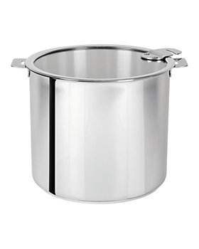 Cristel - Casteline Tech Stock Pot with Lid - 100% Exclusive
