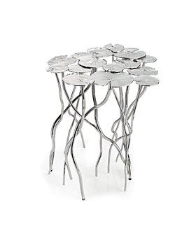Michael Aram - Lily Pad Side Table
