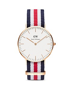 Daniel Wellington Classic Canterbury Watch, 36mm - Bloomingdale's_0
