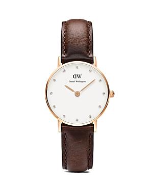 daniel wellington female daniel wellington classy bristol watch 26mm