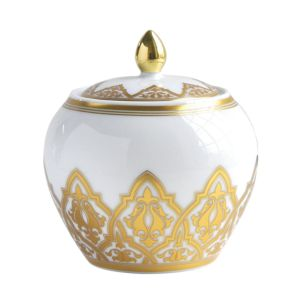 Bernardaud Venise Sugar Bowl