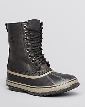 Sorel 1964 Premium Waterproof Leather Boots