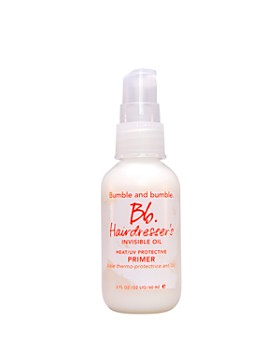 Bumble and bumble - Hairdresser's Invisible Oil Heat/UV Protective Primer 2 oz.