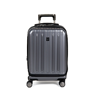 Delsey Titanium International 19 Carry On Expandable Spinner Trolley