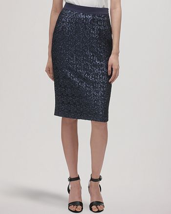 5e2f82f45d3f Whistles Skirt - Delphine Sequin | Bloomingdale's