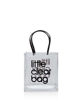 Bloomingdale's - Little Clear Bag - 100% Exclusive