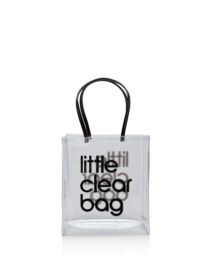 8ea55cd0b44c Bloomingdale s - Little Clear Bag - 100% Exclusive