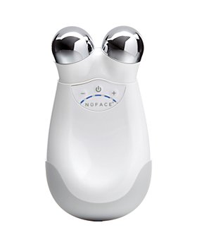 NuFace - Trinity Facial Toning Device, White