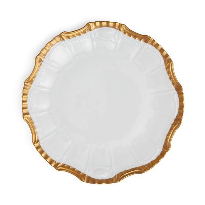 Anna Weatherley - Anna's Golden Patina Star Plate