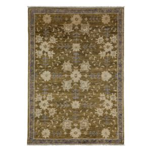 Oushak Collection Oriental Rug, 4'3 x 6'1