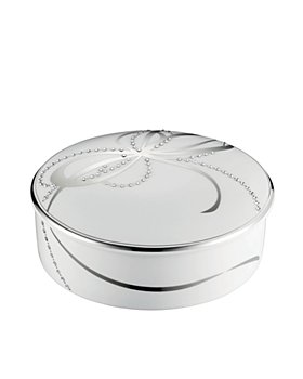 Prouna - Crystal Ribbon Jewelry Box