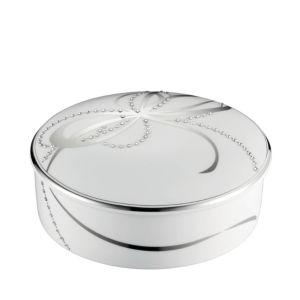 Prouna Crystal Ribbon Jewelry Box