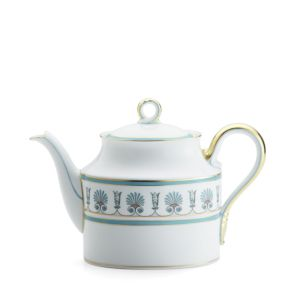 Richard Ginori Palmette Teapot