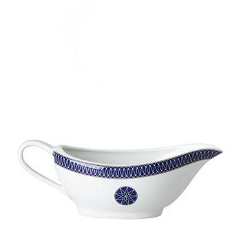 Royal Limoges - Blue Star Gravy Boat
