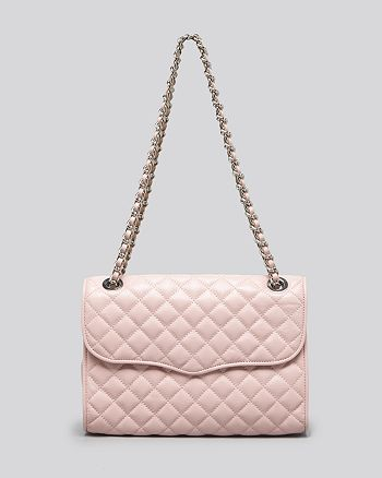 online shop 100% high quality arrives Rebecca Minkoff Shoulder Bag - Quilted Affair with Gold Tone ...