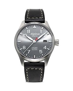Alpina Startimer Pilot Automatic Watch, 40mm
