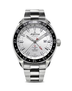 Alpina Alpiner 4 Automatic GMT Watch, 44mm - Bloomingdale's_0