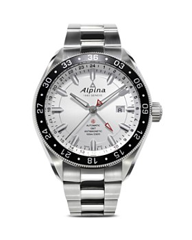 Alpina - Alpiner 4 Automatic GMT Watch, 44mm